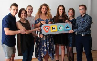 Young board of YMCA Lviv