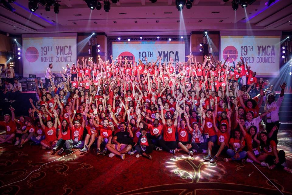 YMCA World Councul Conference